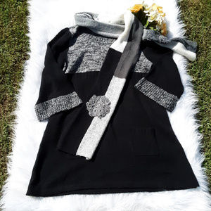 Style & Co. Sweater Dress Sz. XL